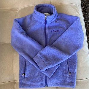 Girls Columbia Fleece Jacket